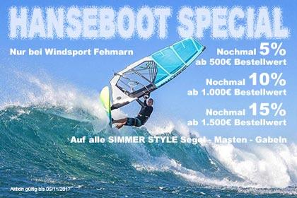 Hanseboot Special
