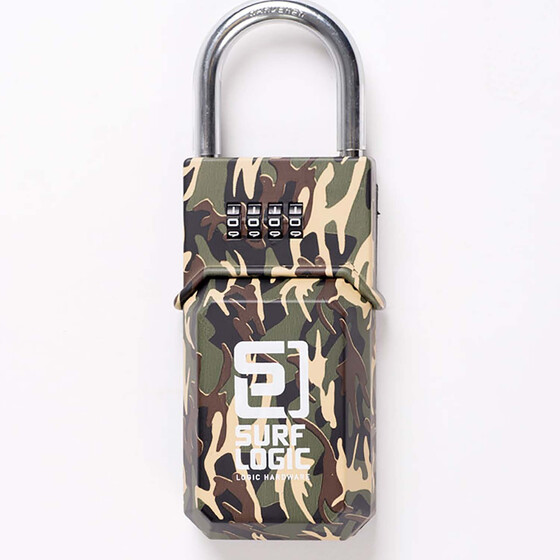 Surf Logic Key Security Schlüsselbox Camo
