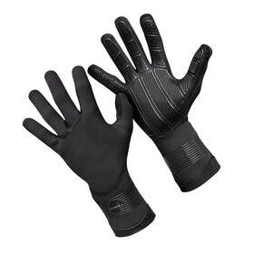 O Neill Psycho Tech 1.5MM Gloves 002 BLACK FA 18