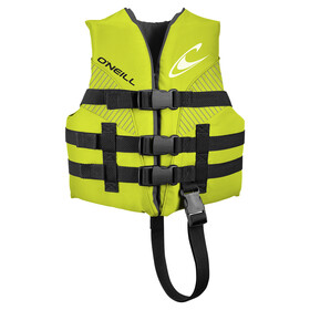 ONEILL Wetsuits Child Superlite 100N ISO Vest NEON/YELLOW...
