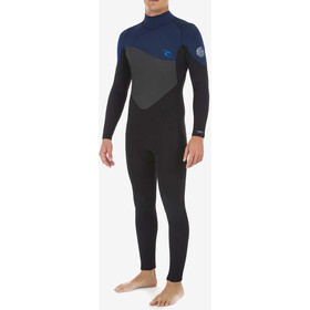 Rip Curl Wetsuits OMEGA 43GB B/ZIP STMR  NAVY  SU20