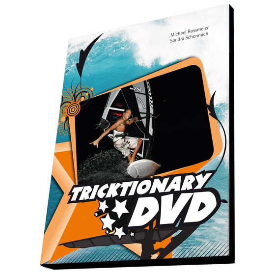Windsurfing Tricktionary DVD Box Set 3 DVDs