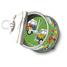 Brisa VW Collection My Clock VW Bus T1