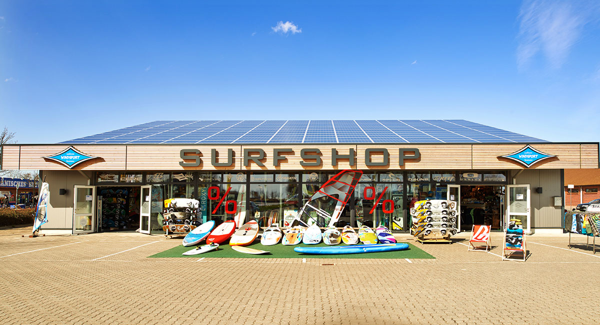 Windsport Fehmarn Surfshop 1