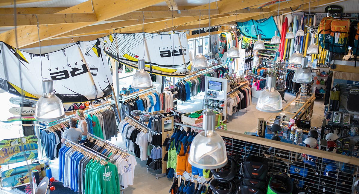 Windsport Fehmarn Surfshop 2